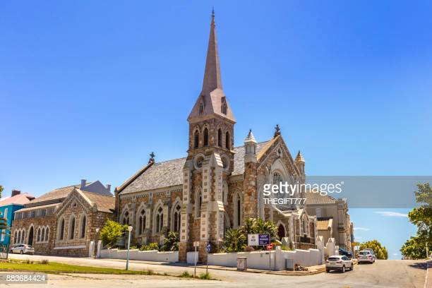 the hill presbyterian church, port elizabeth - presbyterianism stock photos and pictures
