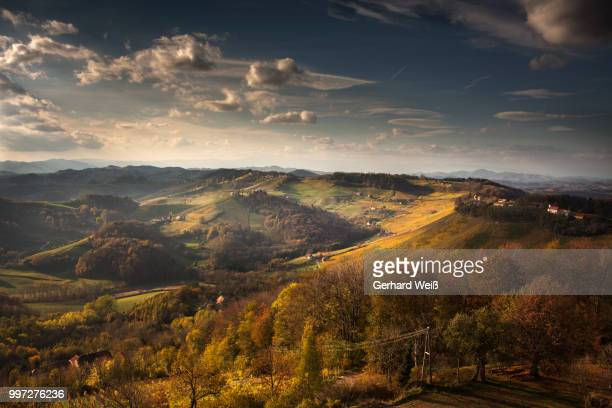 The hills of Styria