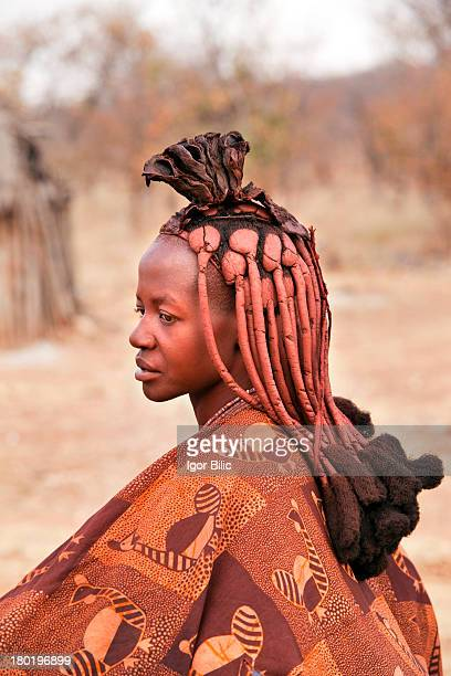 CONTENT] The Himba are an ethnic group of about 25000 people living in northern Namibia and southern Angola The hairstyle worn by Himba women is...