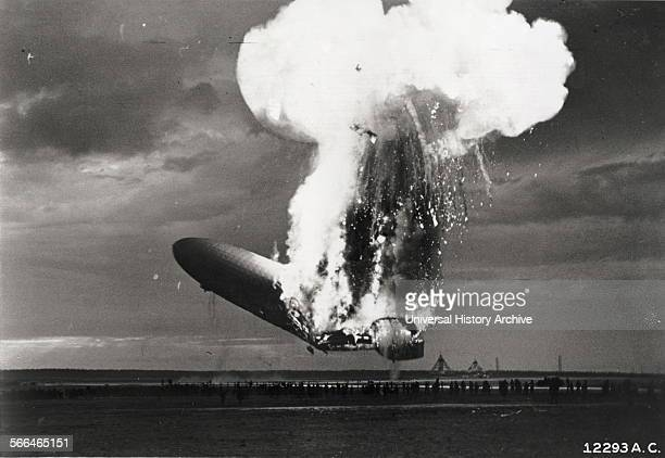 The Hindenburg disaster took place on Thursday May 6 as the German passenger airship LZ 129 Hindenburg caught fire and was destroyed during its...