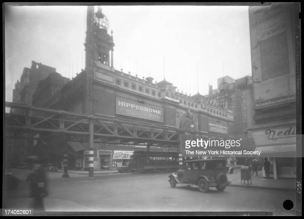 The Hippodrome Sixth Avenue New York New York 1928