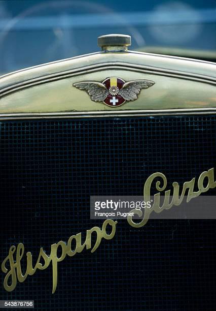 The Hispano Suiza emblem