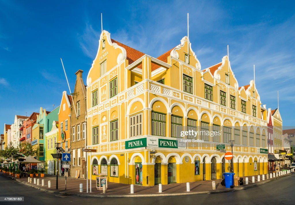 CONTENT The Historic Area Of Willemstad Inner City And Harbour Curacao