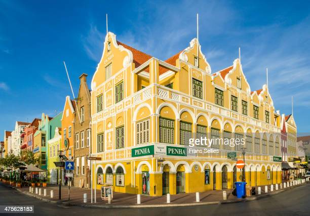 The 'Historic Area of Willemstad, Inner City and Harbour, Curaçao' is an outstanding example of European colonial history in the Caribbean. It...