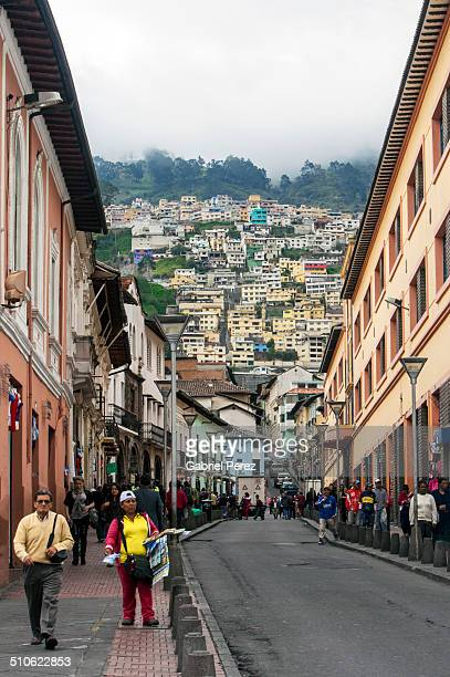 The historic center of Quito has one of the largest, least-altered and best-preserved historic centers in the Americas.