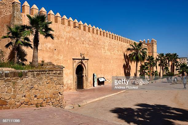 The Historic Kasbah of Rabat, Morocco