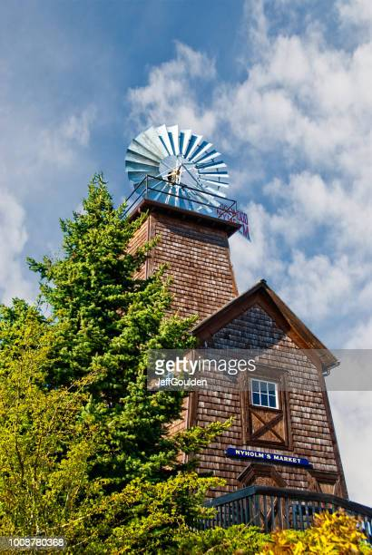 Historic Edgewood Nyholm Windmill