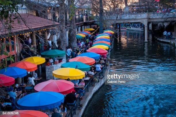 The Historic San Antonio Riverwalk