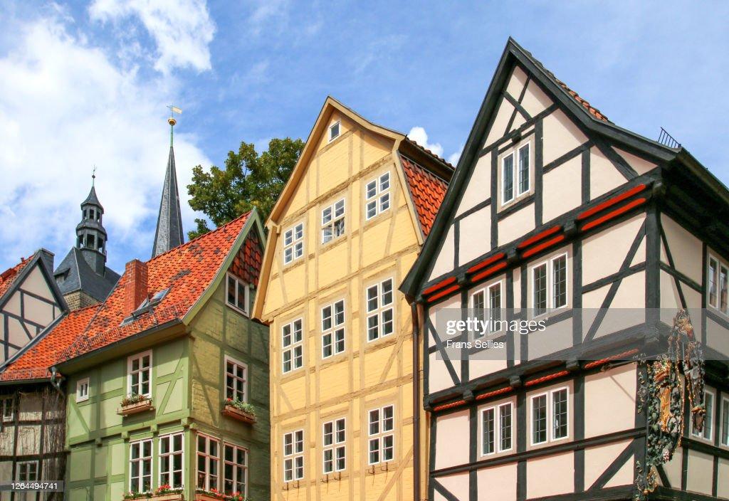 The historic town of Rothenburg ob der Tauber, Bavaria, Germany : Stock Photo
