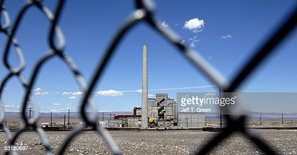 The historical B Reactor is seen on the Hanford Nuclear Reservation June 30 2005 near Richland Washington Plutonium for the Trinity test and the atom...