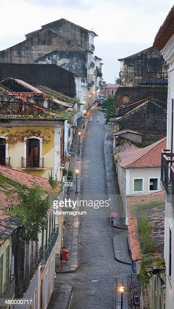 the historical centre of the town - sao luis stock pictures, royalty-free photos & images