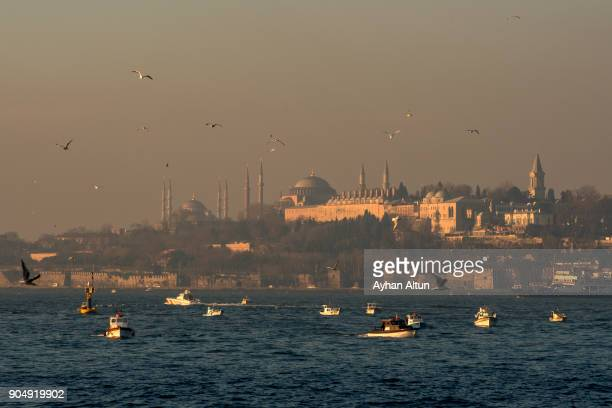 The Historical Peninsula of Istanbul