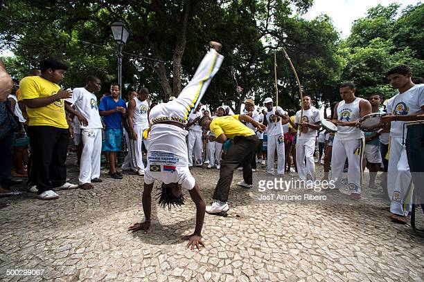 The history of capoeira begins in the sixteenth century, at the time that Brazil was a colony of Portugal. Upon arriving in Brazil, Africans realized...