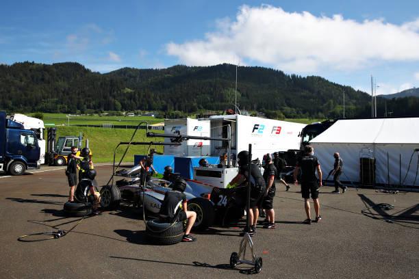 AUT: Formula 2 Championship - Round 1:Spielberg - Previews