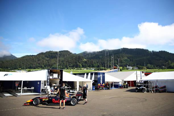 AUT: Formula 3 Championship - Round 1:Spielberg - Previews