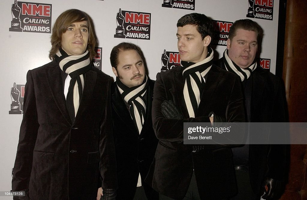 The Hives, Nme Carling Awards 2003, At Po Na Na, Hammersmith, London