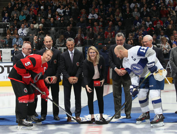 CAN: 2019 Hockey Hall Of Fame Induction - Legends Classic