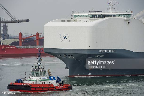 42 Hoegh Autoliners As Pictures, Photos & Images - Getty Images