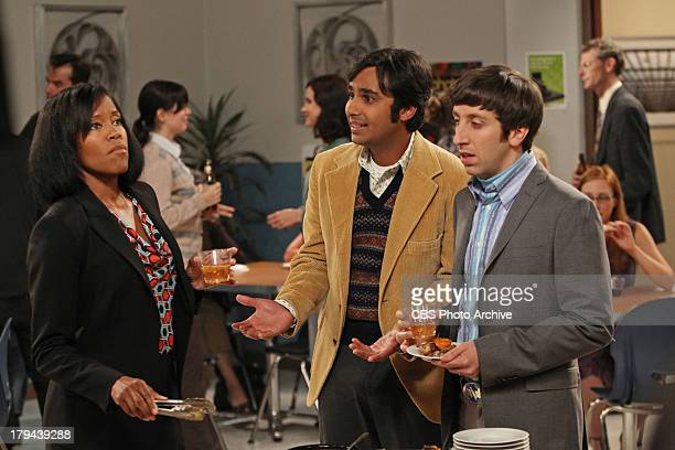 'The Hofstadter Insufficiency' Raj gets consoled about his exgirlfriend and Wolowitz'™s relationship with his mother causes an unusual threat to his...
