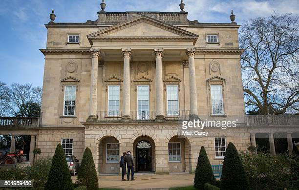The Holburne Museum on January 14 2016 in Bath England The acquisition of a painting by Thomas Lawrence by the museum which was secured after a...