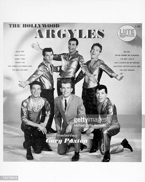 The Hollywood Argyles album featuring Gary S Paxton