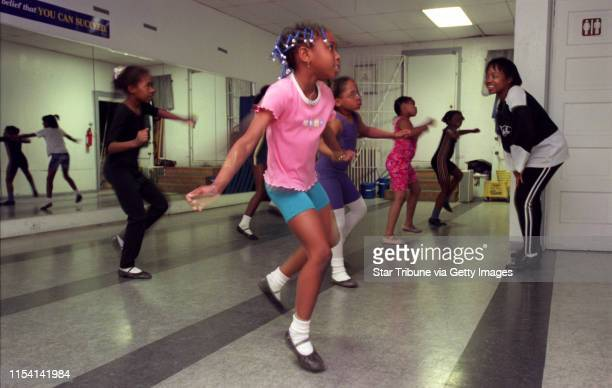 The Hollywood Studio of Dance at Broadway and Penn offers students more than dance lessons. -- Minneapolis, Mn., Weds., May 10, 2000 --Hollywood...