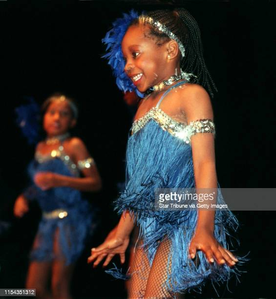 The Hollywood Studio of Dance at Broadway and Penn offers students more than dance lessons Minneapolis Mn Sun June 4 2000Sevenyearold Destiny Davis...