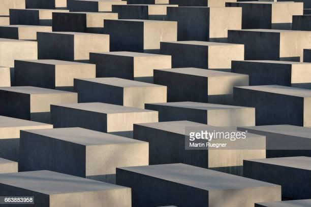 The Holocaust Memorial Berlin.