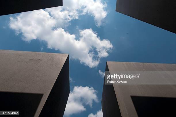 Der Holocaust Memorial in Berlin