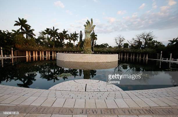 The Holocaust Memorial Miami Beach designed by Kenneth Treister
