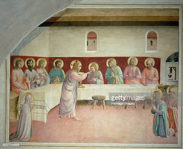 The Holy Communion and the Last Supper Found in the collection of San Marco Florence