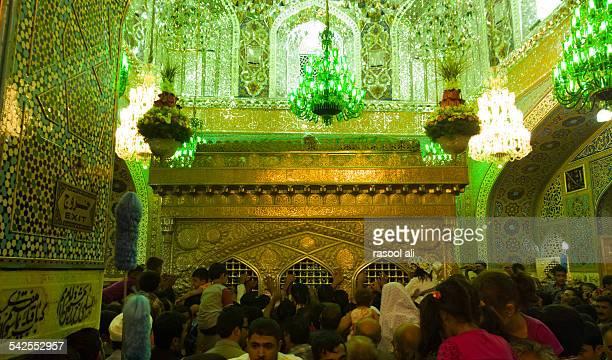 The Holy Shrine of Imam Ali bin Mussa Al-rida