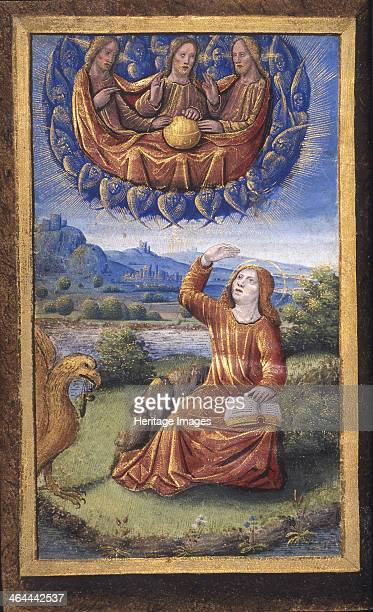 The Holy Trinity ca 14901510 Found in the collection of the The Huntington California