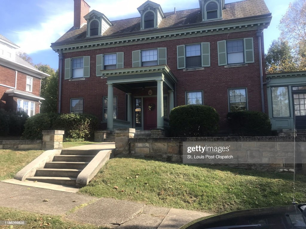 The Home Fred Rogers Grew Up In In Latrobe Pennsylvania It S News Photo Getty Images