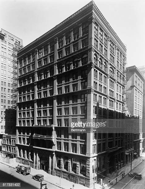 The Home Insurance Building the first skyscraper in Chicago It was built in 1885 and demolished in 1931