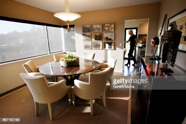 The home of Alan Siegel and David Meister is photographed for Los Angeles Times on January 10, 2011 in Los Angeles, California.