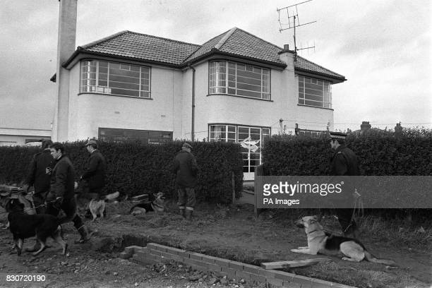 The home of heiress Miss Lesley Whittle Donald Neilson was charged for the kidnapping and murder of Miss Whittle and demanding a 50000 ransom