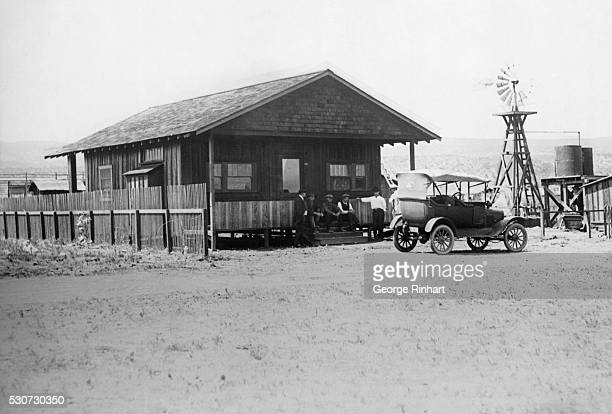 7/26/1920 The home of Jack Johnson Negro pugilist and oetime heavyweight champion of the world in Tipiana Mexico where Johnson had been living he...