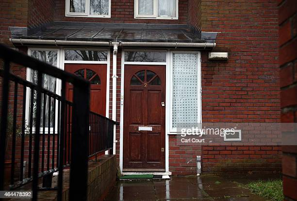The home where Islamic State militant Mohammed Emwazi, who has come to be known as Jihadi John, is believed to have once lived is pictured on...