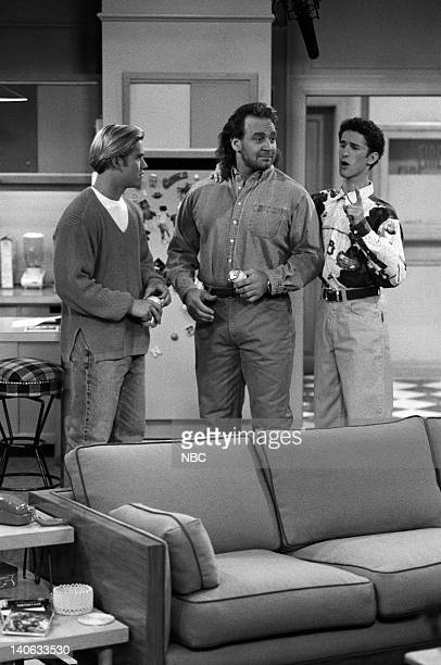 YEARS 'The Homecoming' Episode 6 Air Date Pictured MarkPaul Gosselaar as Zack Morris Bob Golic as Michael Rogers Dustin Diamond as Screech Powers...