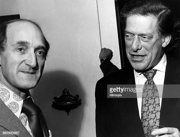 The Hon. George Lascelles before 1929 Viscount Lascelles between 1929 and 1947