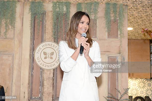 The Honest Company hosted a conversation with Founder Jessica Alba and First Lady of Los Angeles Amy Elaine Wakeland for the Getty House Foundation...