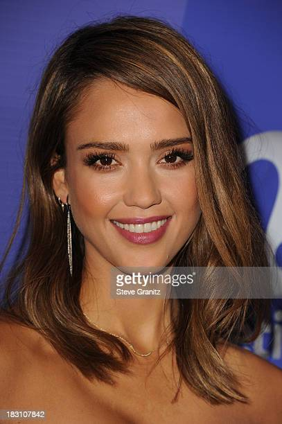 The Honest Company's Jessica Alba arrives at Variety's 5th Annual Power of Women event presented by Lifetime at the Beverly Wilshire Four Seasons...