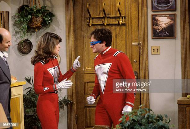 MORK MINDY The Honeymoon 10/22/81 Conrad Janis Pam Dawber Robin Williams