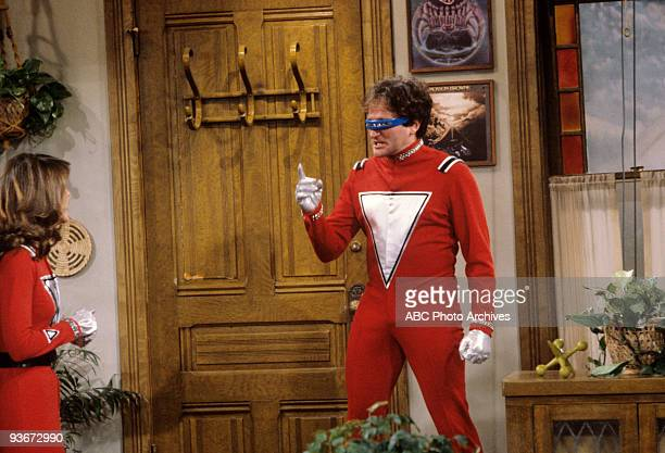 MORK MINDY The Honeymoon 10/22/81 Pam Dawber Robin Williams