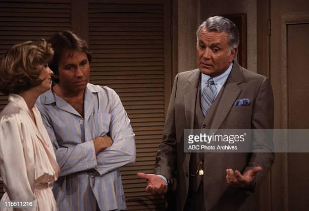 "The Honeymooners"" - Airdate: November 27, 1984. MARY CADORETTE;JOHN RITTER;ROBERT MANDAN"