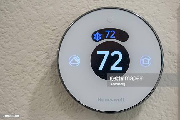 Honeywell EvoHome Round Thermostat