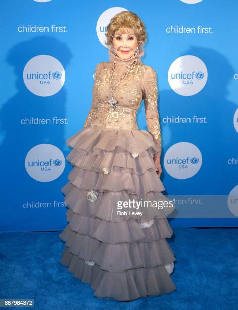 The Honorable Joanne King Herring Honorary Chair at the fourth annual UNICEF Audrey Hepburn® Society Ball on May 24 2017 in Houston Texas