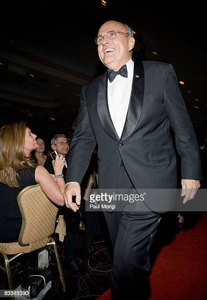 The Honorable Rudy Giulliani attends at the National Italian American Foundation 33rd Anniversary Awards at the Hilton Washington and Towers on...