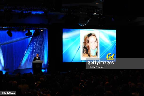 The Honors Celebrations takes place during the 2012 NCAA Photos via Getty Images Convention held at the JW Marriott and Indianapolis Convention...